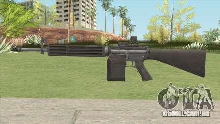 AR-15 LSW Box Magazine para GTA San Andreas