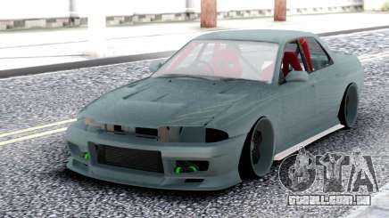 Nissan R-32 Sedan Drift para GTA San Andreas