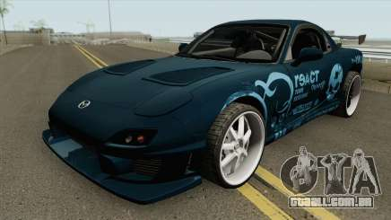 Mazda RX-7 FD3S (R3ACT Team Sessions) para GTA San Andreas