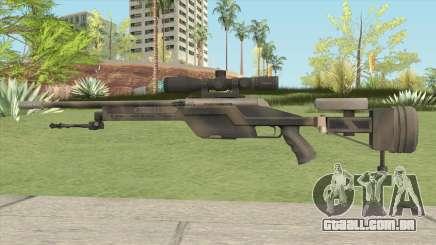 CS-GO Alpha SSG-08 para GTA San Andreas