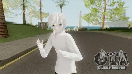 Kaneki Skin V4 (Tokyo Ghoul) para GTA San Andreas