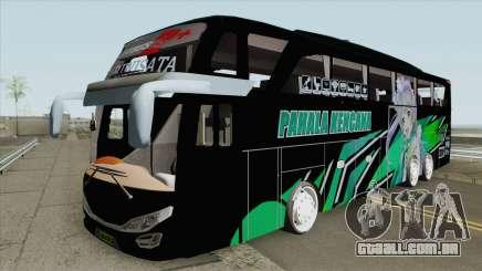 Jetbus 2 SHD (6 Wheel) para GTA San Andreas