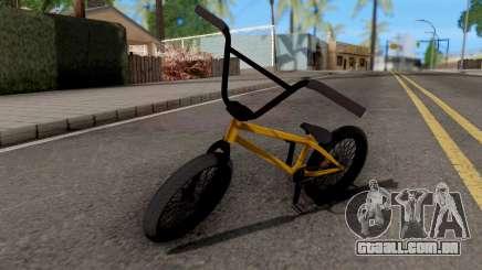 BMX Moderna para GTA San Andreas