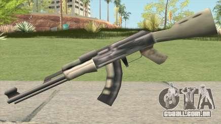 AK47 (Freedom Fighters) para GTA San Andreas