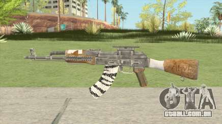 Classic AK47 V2 (Tom Clancy: The Division) para GTA San Andreas