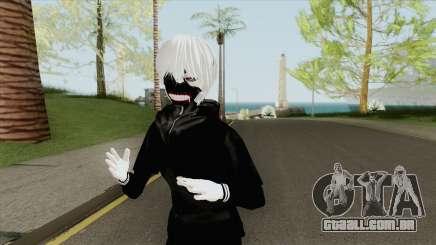 Kaneki Skin V6 (Tokyo Ghoul) para GTA San Andreas