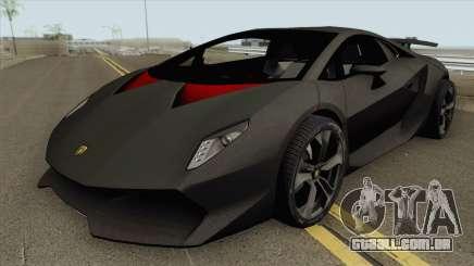 Lamborghini Sesto Elemento 2011 HQ para GTA San Andreas