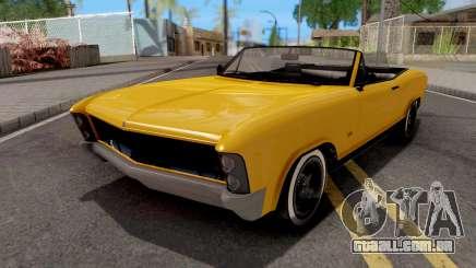 GTA V Albany Buccaneer para GTA San Andreas