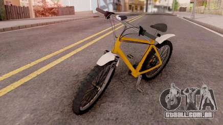 Smooth Criminal Mountain Bike v2 para GTA San Andreas