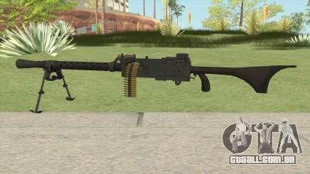 Day Of Infamy Browning M1919A6 para GTA San Andreas