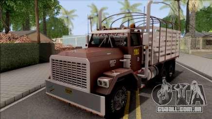 Reo Diesel para GTA San Andreas
