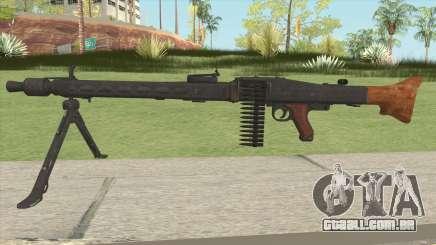 Day Of Infamy MG-42 para GTA San Andreas