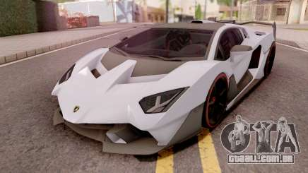 Lamborghini SC18 Alston 2019 Grey para GTA San Andreas