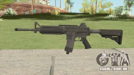Warface M4A1 (Basic) para GTA San Andreas