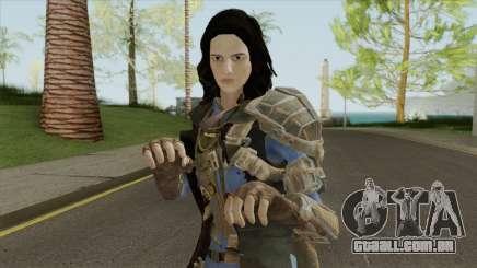 The Courier (Fallout) para GTA San Andreas