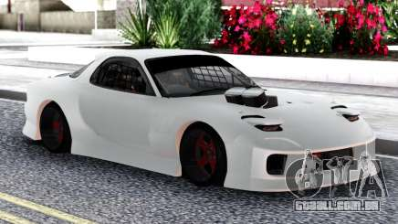 Mazda RX-7 White para GTA San Andreas