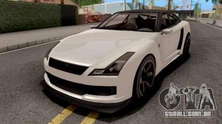 GTA V Annis Elegy RH8 para GTA San Andreas