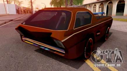 Dodge Deora Hot Wheels Turbo Racing para GTA San Andreas