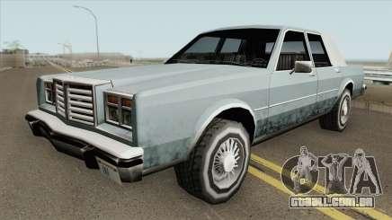 Schyster Greenwood MQ para GTA San Andreas