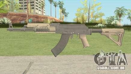 Black Market AK74 (Tom Clancy: The Division) para GTA San Andreas