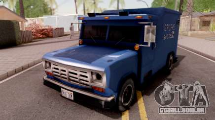 Benson Securicar para GTA San Andreas
