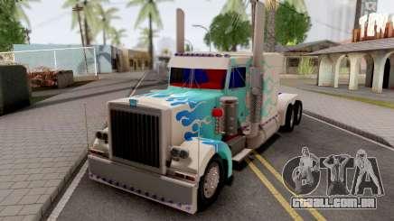 Transformers Ultra Magnus v3 para GTA San Andreas