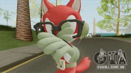 Rookie (Sonic Forces) para GTA San Andreas
