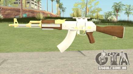 Classic AK47 V3 (Tom Clancy: The Division) para GTA San Andreas