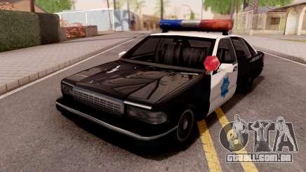 SFPD Premier para GTA San Andreas
