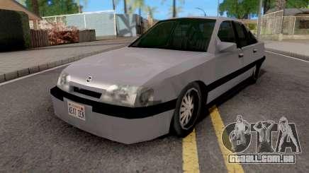 Chevrolet Omega v4 SA Style GTA SA para GTA San Andreas