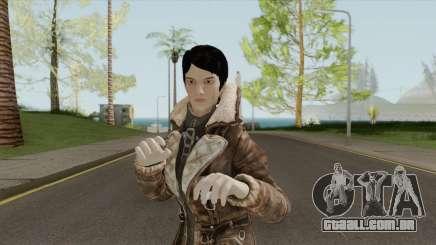 Curie Maxson (Fallout) para GTA San Andreas