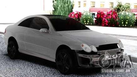 Mercedes-Benz CLK320 para GTA San Andreas