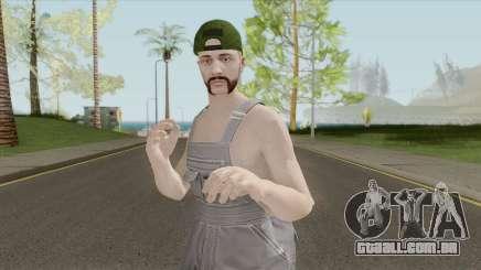 GTA Online Random Skin 26 para GTA San Andreas