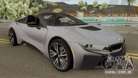 BMW i8 Roadster 2019 para GTA San Andreas