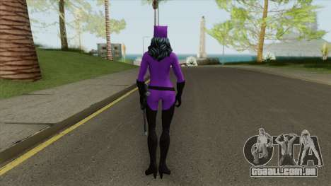 Catwoman The Princess Of Plunder V1 para GTA San Andreas