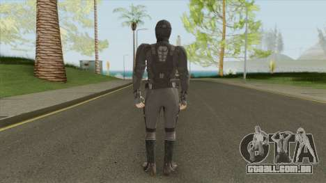 Spiderman Far For Home Skin para GTA San Andreas