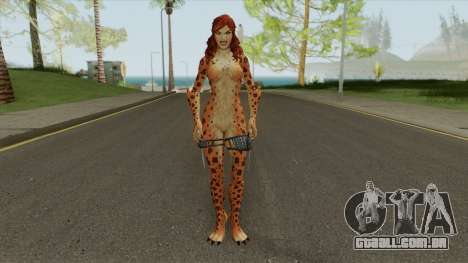 Cheetah Avatar Of The Hunt V1 para GTA San Andreas