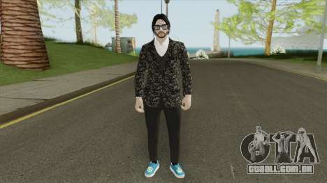 Skin V1 (GTA Online The Diamond Casino) para GTA San Andreas