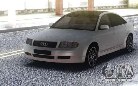 Audi A6 C5 Stock para GTA San Andreas