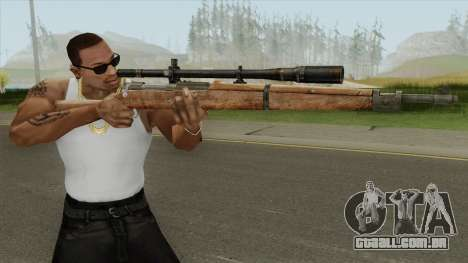 M1903A2 Sniper Rifle para GTA San Andreas