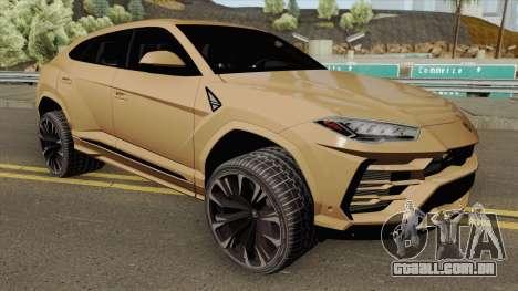 Lamborghini Urus para GTA San Andreas