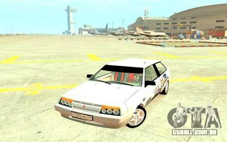 VAZ 2108 Pro Sport para GTA 4