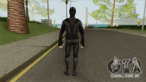 Spider-Man Far From Home MFF V2 para GTA San Andreas