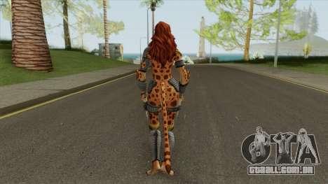 Cheetah Avatar Of The Hunt V2 para GTA San Andreas