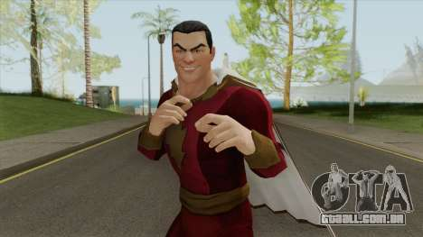 Shazam (Billy Batson) V1 para GTA San Andreas