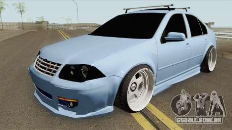 Volkswagen Jetta Modificado para GTA San Andreas