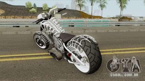 Sanctus GTA V para GTA San Andreas