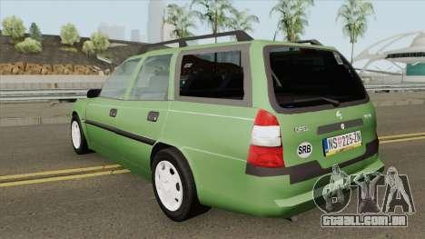Opel Vectra B Caravan para GTA San Andreas