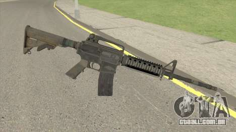 M4 Apocalyptic para GTA San Andreas