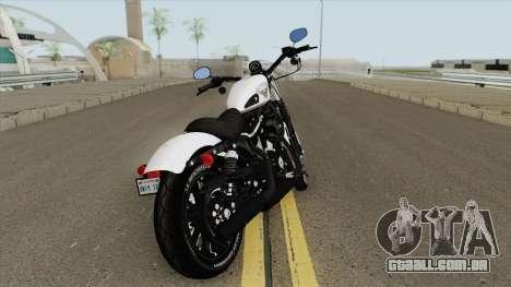 Harley-Davidson XL883N Sportster Iron 883 V2 para GTA San Andreas